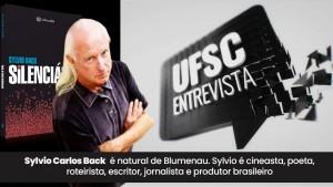 """Cineasta Sylvio Back lança esta semana seu mais recente livro de poesias, """"Silenciário"""""""